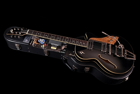 Duesenberg Starplayer TV Black Queen 2010