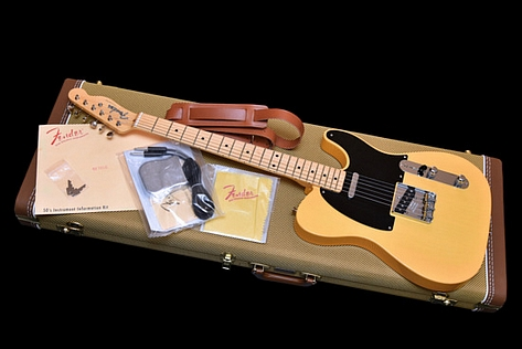 Fender American Vintage Reissue 1952 Telecaster Butterscotch Blonde 2017 New