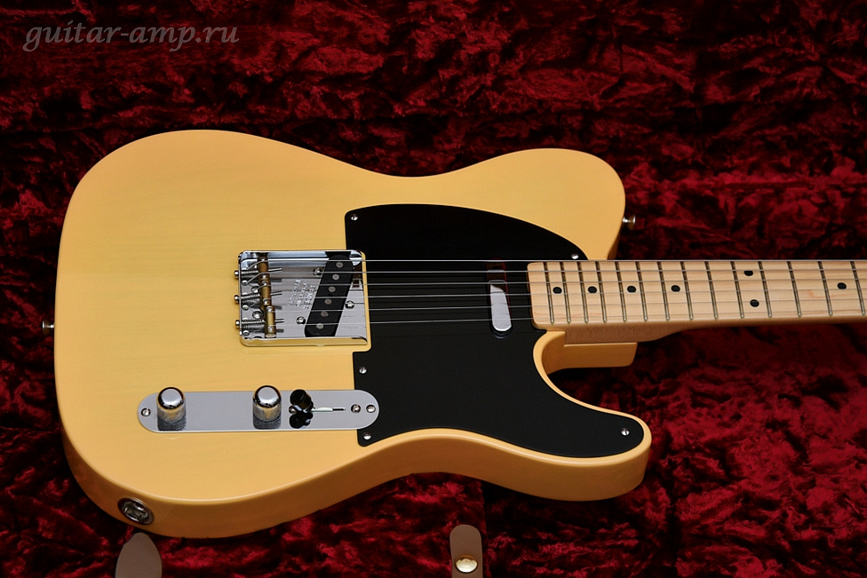 Fender American Vintage Reissue 1952 Telecaster Historic Benchmarks Butterscotch Blonde 2017 New, Made in USA
