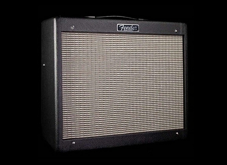 Fender Blues Junior IV New All Tube Combo Amp