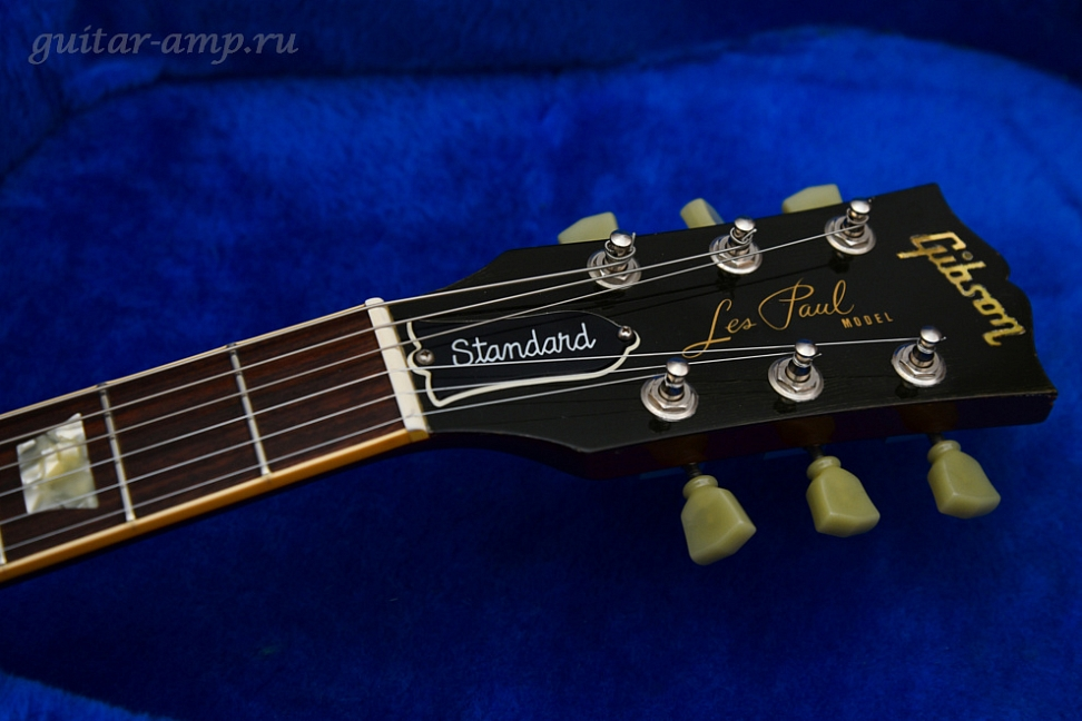 Gibson Les Paul Standard Heritage Dark Cherry Sunburst 1986 Rare, Made in USA