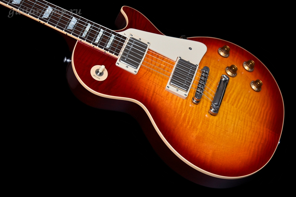 Gibson Les Paul Standard Plus Heritage Cherry Burst 2003, Made in USA