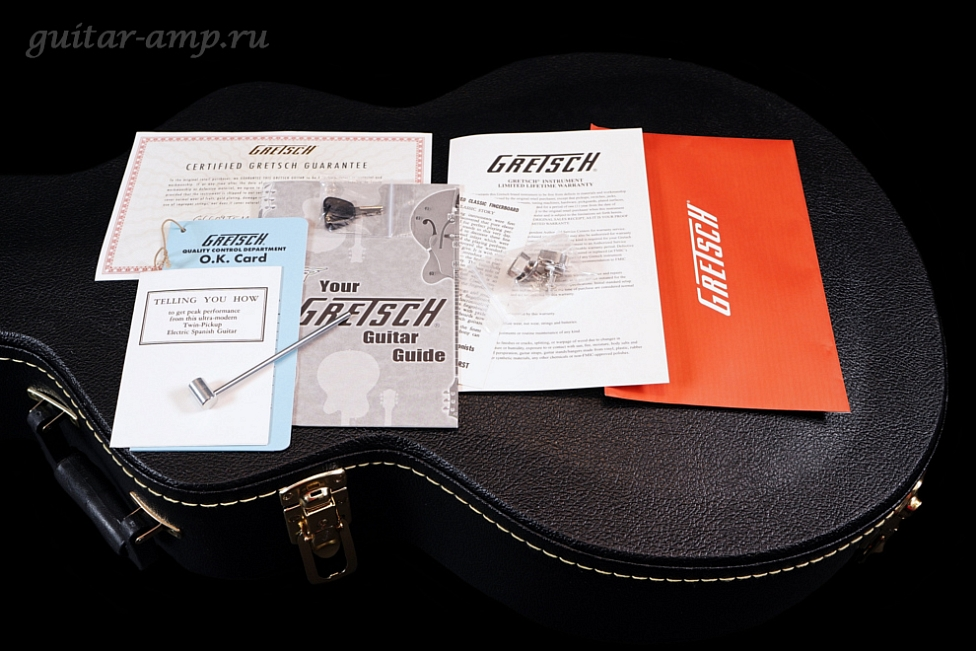 Gretsch G6609TFM Players Edition Broadkaster 2018 New