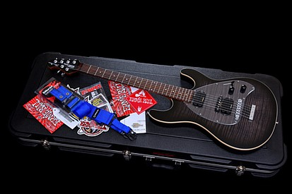 af559a4064a6 Music Man Steve Morse Signature Dark Lord Flamed Top Reversed Matching Head  Limited Edition New - Guitar-Amp Russia - эксклюзивные американские гитары,  ...