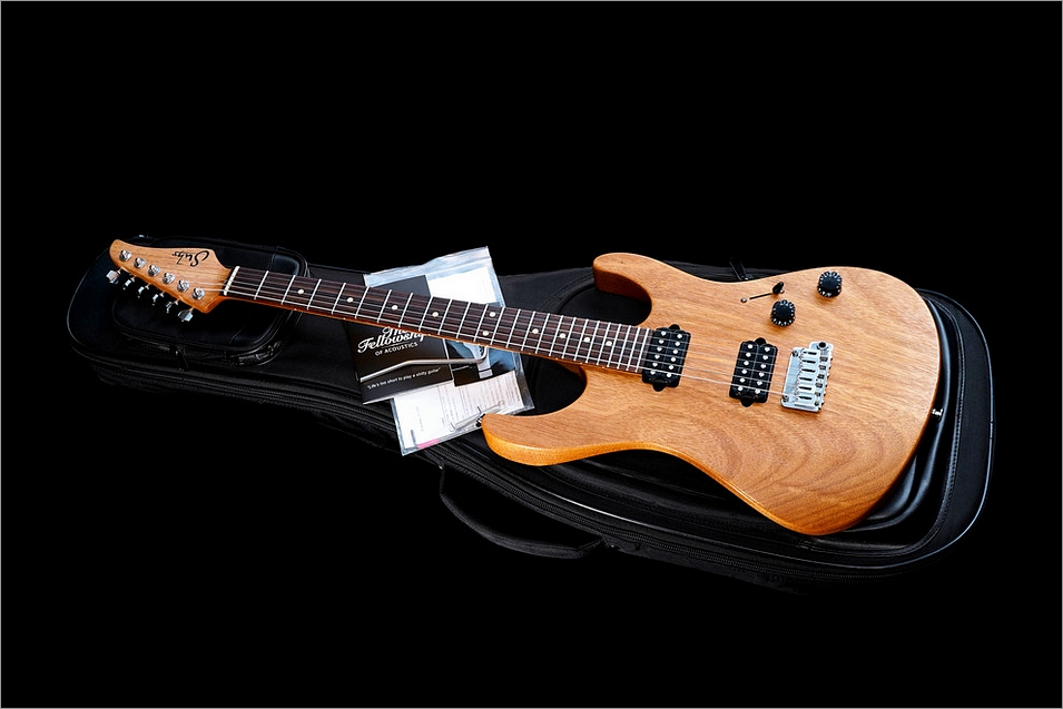 Suhr Modern Pro All Solid African Mahogany Natural Satin 2016 USA