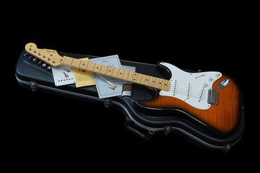 Fender Custom Shop Stratocaster Norm