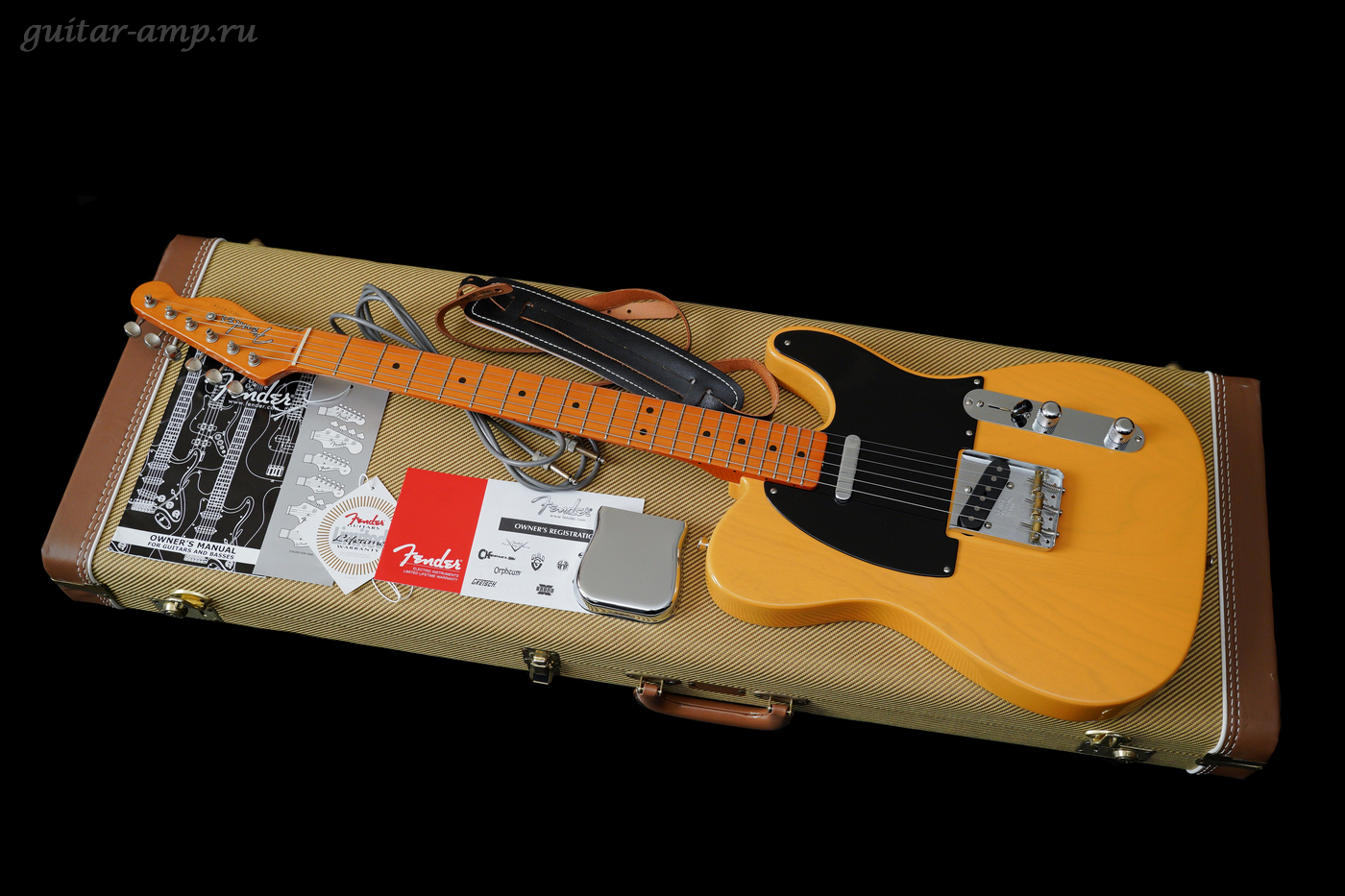 Fender American Vintage Telecaster 1952 Reissue Butterscotch Blonde All Original 1998 001a_garx1400.jpg