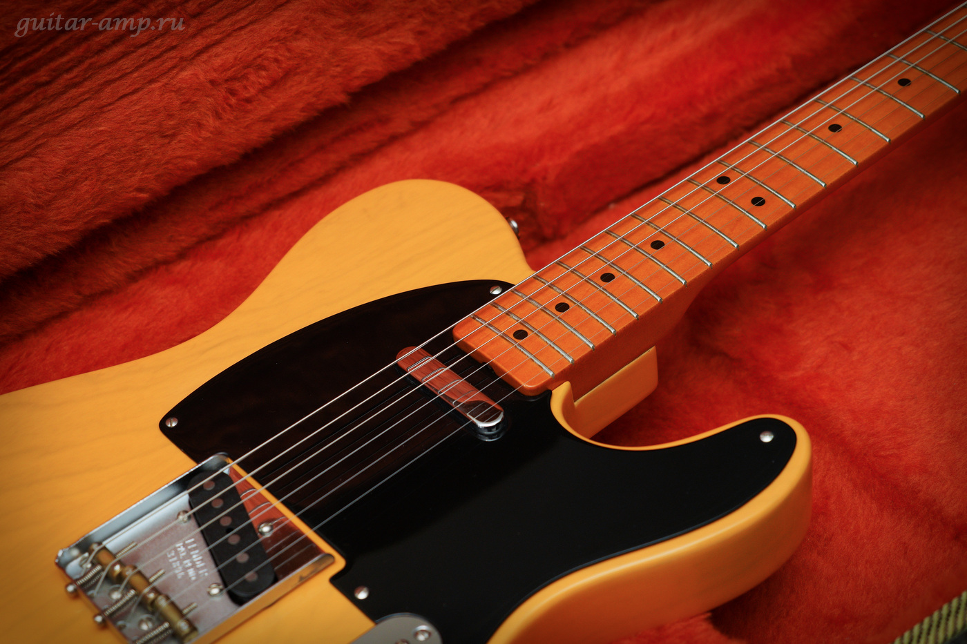Fender American Vintage Telecaster 1952 Reissue Butterscotch Blonde All Original 1998 17_garx1400.jpg
