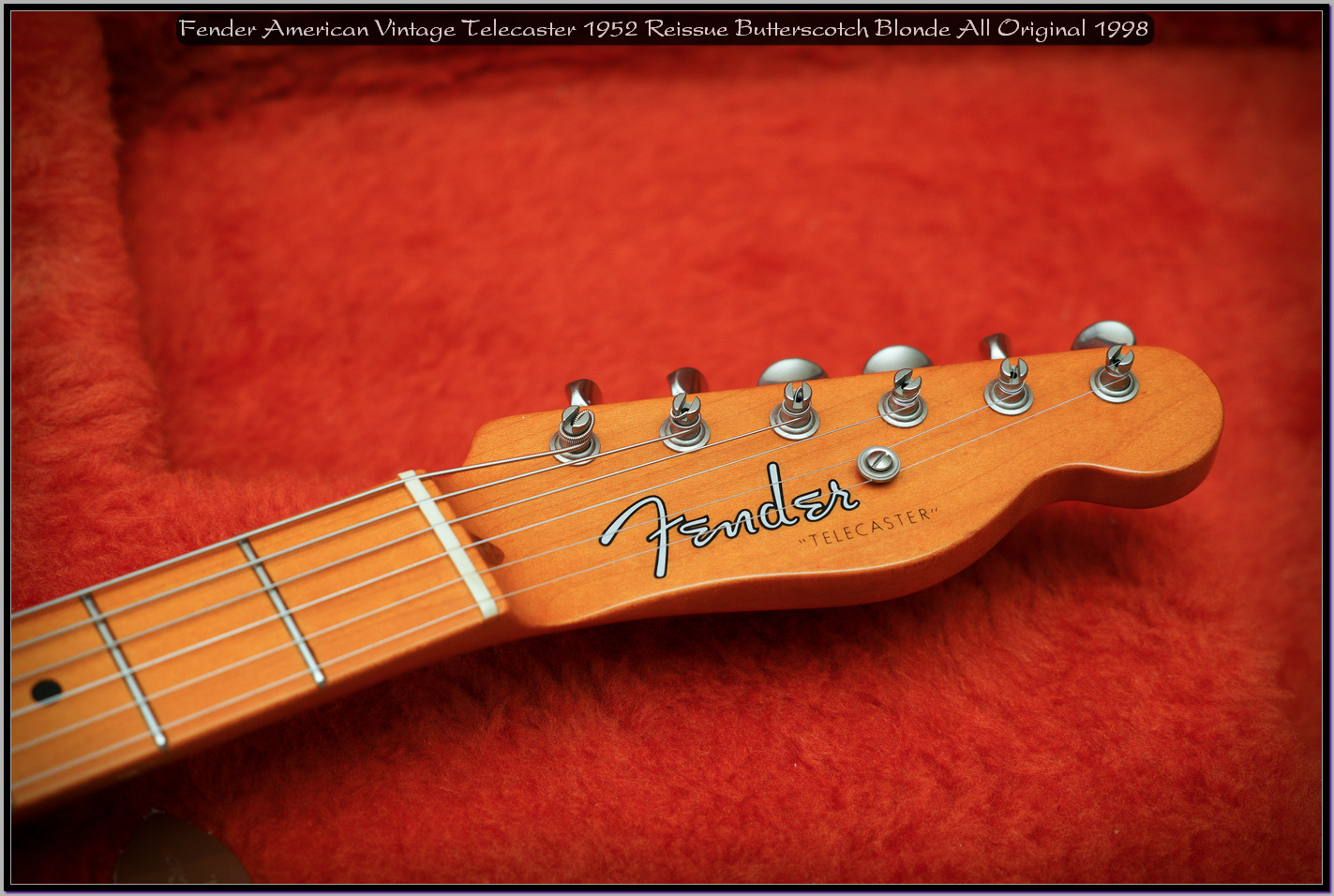 Fender American Vintage Telecaster 1952 Reissue Butterscotch Blonde All Original 1998 19_x1440.jpg
