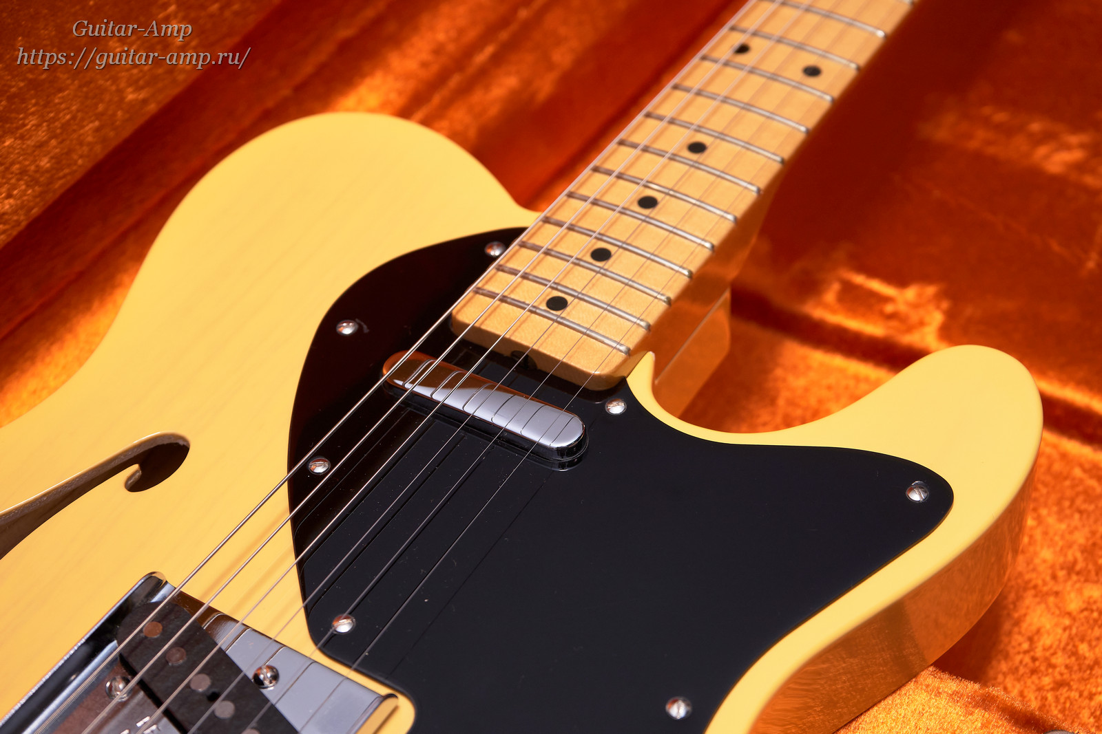 Fender Custom Shop Thinline
